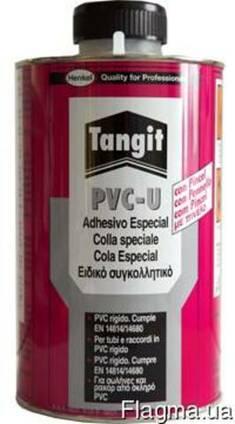 Клей для напорных ПВХ труб Tangit 0,5 л. Клей для ПВХ труб.