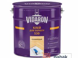 Клей для паркету Vidaron S30 – розчинниковий 13 кг
