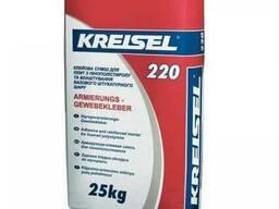 """Клей для пенопласта """"Kreisel"""" 220 (крепление и армир)"""