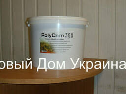 Клей для пеностекла летний Акриловая мастика АК-360