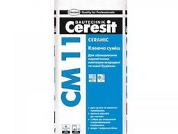 Клей для плитки Ceresit CM-11 (25 кг)