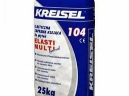 """Клей для плитки эластичный """"Elasti-Multi 104"""" """"Kreisel"""" 25"""