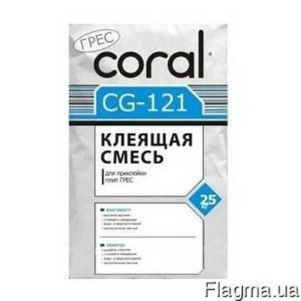 Клей для плитки из керамогр. CG-121