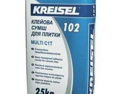 Клей для плитки Крайзель 102 (25 кг)