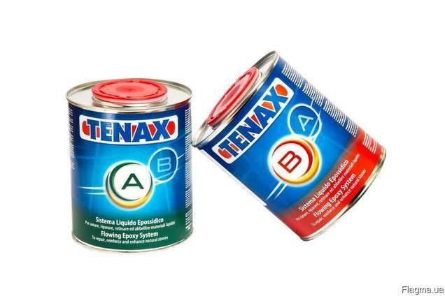 Клей эпоксидный двухкомпонентный RIVO15 А В (1 1л) TENAX