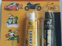 """Клей эпоксидный универсальный """"Epoxy stick"""" 2 тюбика по. .."""