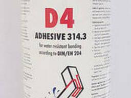 Клей Клейберит ПВА Д4 314.3 1 кг для ульев, дверей, лестниц