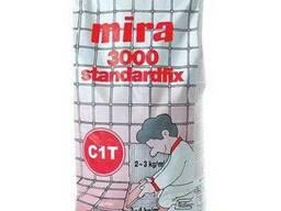 Клей Mira 3000 standardfix для плитки , 25кг