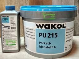 Клей паркетний поліуретан Wakol PU 215 13, 12кг