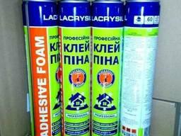 Клей пена Lacrysil PROF, 800мл.