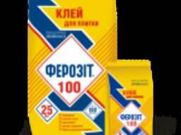 Клей для плитки Ферозит 100