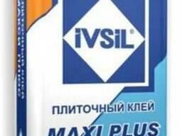 Клей плиточный Ивсил MAXI PLUS (25кг)