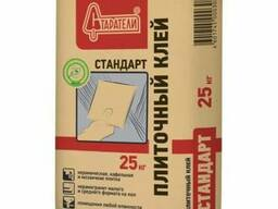 Клей плиточный Стандарт 25 кг. Старатели