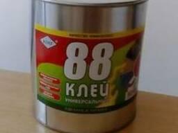 Клей резиновый 88 универсальный