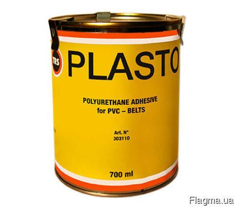 Клей TRS Plasto для PVC, PU транспортерных лент