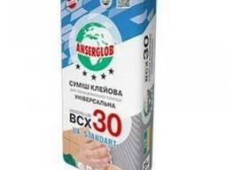 Клей универсальный BCX-30 Anserglob 25 кг
