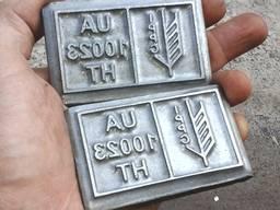 Клейма , штампы для маркировки поддонов - фото 3