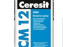 Клеюча суміш Ceresit CM 12 Gres