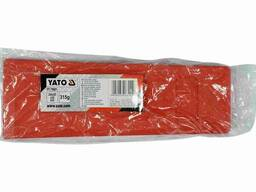 Клин для розколювання дерев пластиковий YATO 245 x 85 x 30 мм 315 г