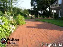 Клинкерная тротуарная брусчатка Feldhaus.