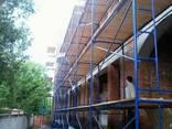 Клино-хомутовые строительные леса - фото 3