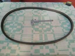 Клиновий ремінь 1600, профіль Б, довжина 1600 мм.