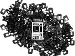 Клипса системы выравнивания плитки 1 мм ТМ-PL 1000 шт - фото 1