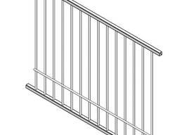 Клітка металева (загорожа) - відгодівля, супоросні свиноматки, хряки
