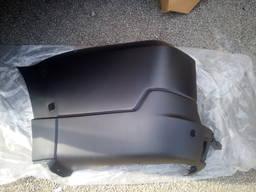Клык угольник заднего бампера Mitsubishi Pajero Wagon 4 Новы