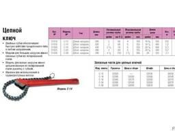 Ключ Ridgid трубный цепной