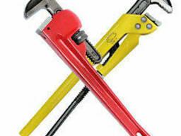 Ключи трубные №4 инструмент ручной