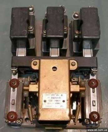 КМ2-353-18-ОМ4 100а 380в контактор судовой