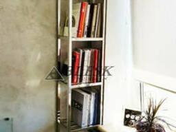 Книжная полка , книжный стеллаж , модель MinimalizmM