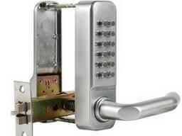 Новинка для ПВХ дверей!!! Кодовый замок механический