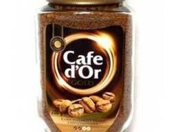 "Кофе Cafe d""or Gold растворимый 200г"
