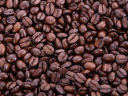 Кофе coffee. in в зернах