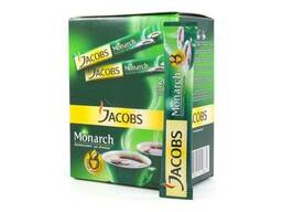 Кофе Jacobs Monarch в стиках опт