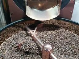 Кофе (кава) натуральная жареная в зернах