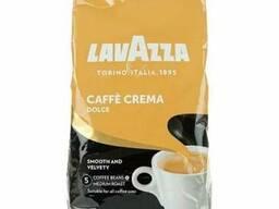 Кофе Lavazza Dolce Caffe Crema в зернах 1кг