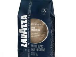 Кофе Lavazza gold Selection в зернах 1кг