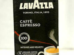 Кофе молотый Lavazza Café Espresso 250 г (Италия)