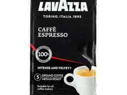 Кофе молотый Lavazza Espresso 250 грамм Лаваца Лаваза - фото 1