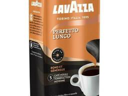 Кофе молотый Lavazza Perfetto Lungo 250 грамм в вакуумной. ..