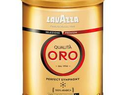 Кофе молотый Lavazza Qualità Oro 100% арабика 250 г в. ..
