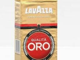 Кофе молотый Lavazza Qualità Oro 500 г в вакуумной упаковке