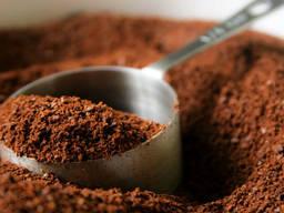 Кофе молотый натуральный 50/50 арабіка-робуста. Ціна 55грн