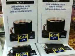 Кофе молотый Pur Arabica. 500г. Франция.