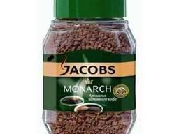 Кофе растворимый Jacobs Monarch - (зеленая упаковка)