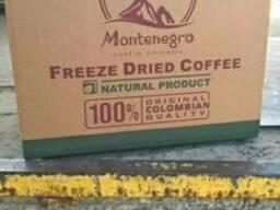Кофе растворимый Колумбия оптом и в розницу