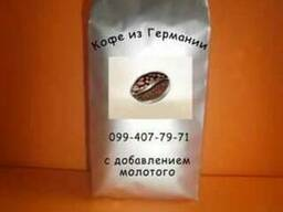 Кофе растворимый с добавлением молотого
